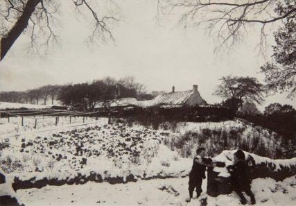 Strawberrybank Farm early 1900s