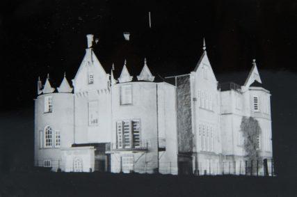Tayfield House Floodlit 1950