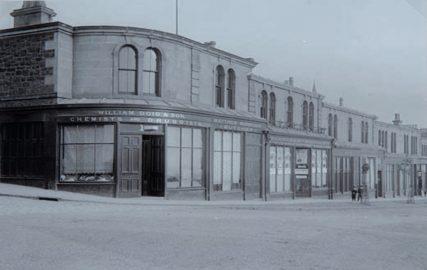 William Doig's First Shop