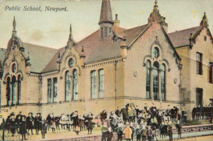 Newport School, Blyth Street