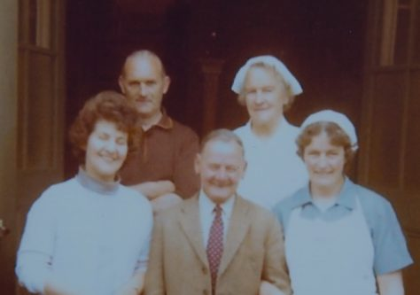 Newport School Support Staff 1977