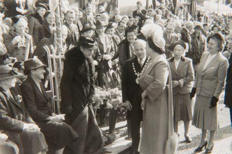 1950 Royal Visit
