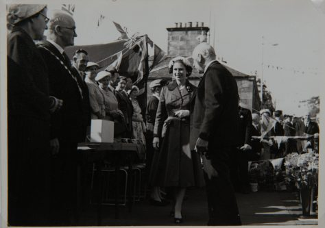 1958 Royal Visit