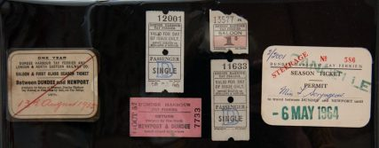 Selection of Ferry Tickets