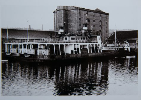 Scotscraig and Abercraig Ferries