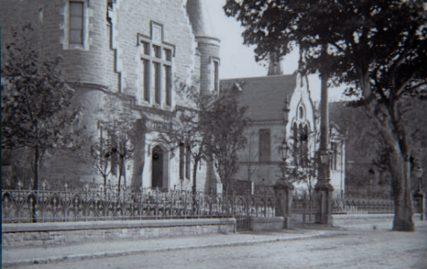 The Blyth Hall