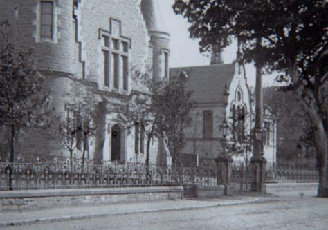 Blyth Hall