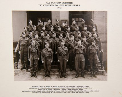 Wormit Home Guard