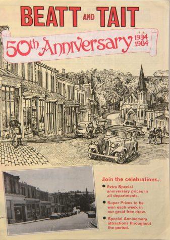 Beatt and Tait 50th Anniversary 1984