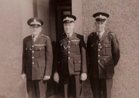 Newport Special Constables, 1930s
