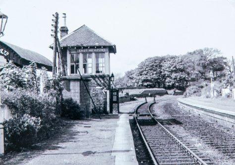 East Newport Signal Box