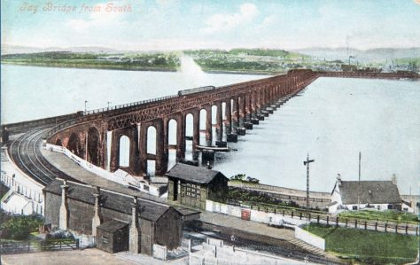 Second Rail Bridge