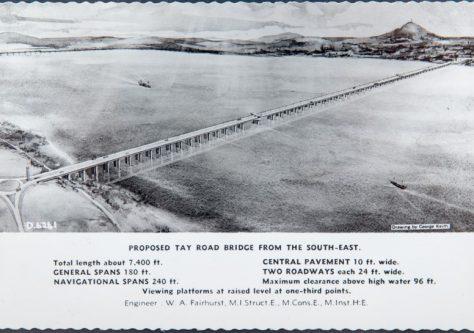 Tay Road Bridge 1: Planning a Bridge