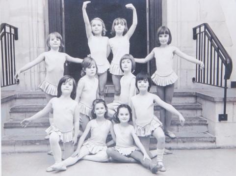 Carolyn Morton's Ballet Class