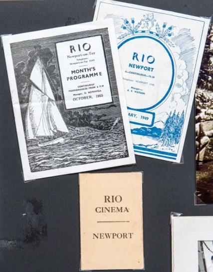 Rio Cinema Memorabilia