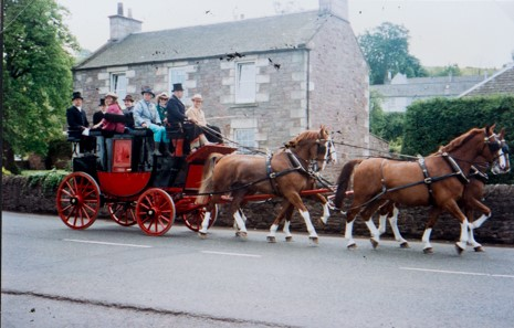 Carriage Driving Woodhaven 1990s