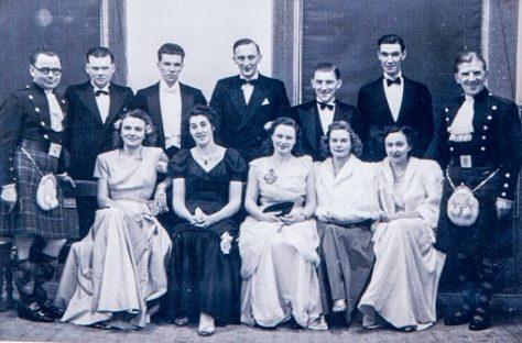 Newport Tennis Club Dance 1948