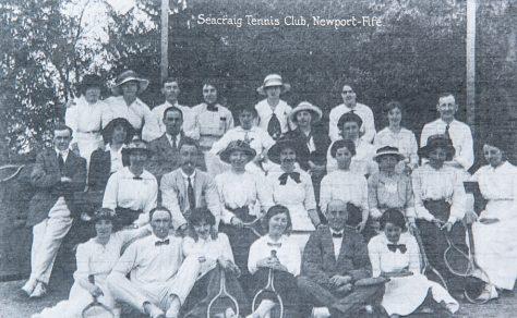 Seacraig Tennis Club East Newport