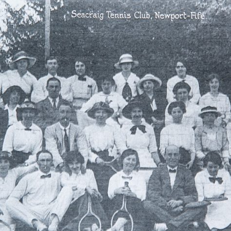 Seacraig Tennis Club, East Newport