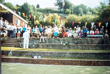 Wormit Tennis Club: Opening of Courts 1992