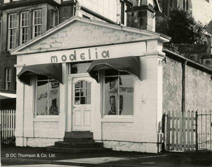 Modelia Fashion Shop on High Street