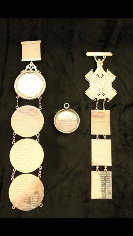 Newport Golf Club Medals