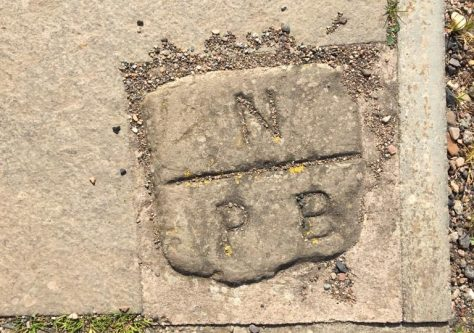 Newport The Burgh 3: Boundary Stones