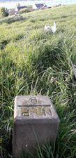 Kirk Road Field Boundary Stone
