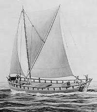 A Pinnace, one of the early ferries