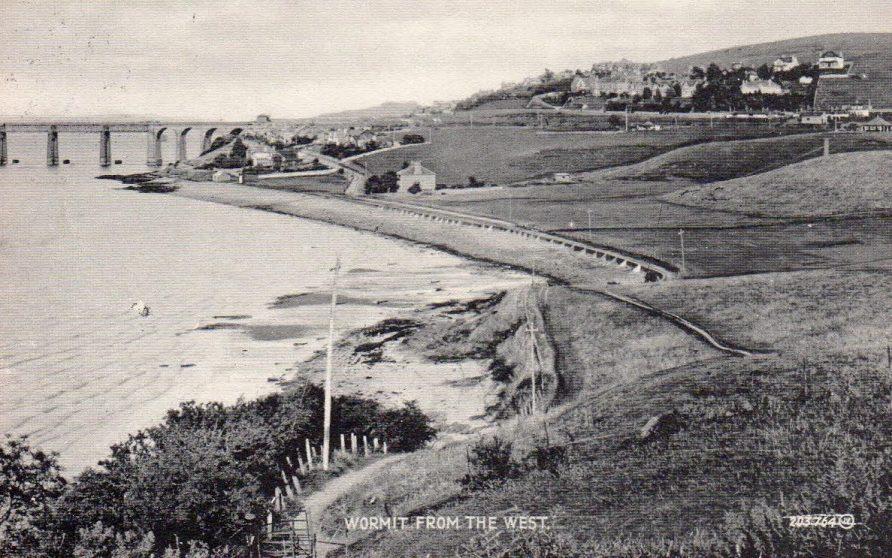 Site of Wormit Bay Golf Club