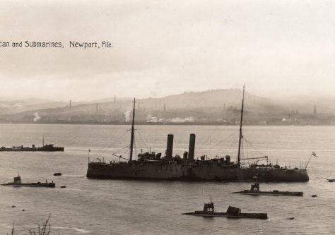 Pre-World War I: Vulcan and the Subs