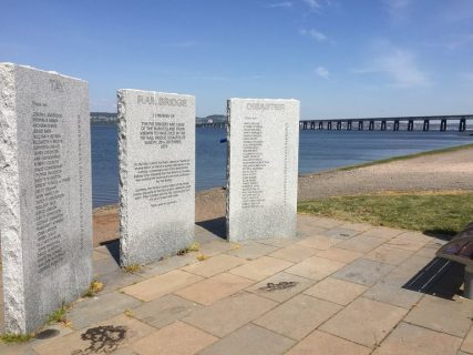 Tay Bridge Disaster Memorial at Wormit