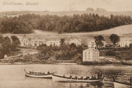 Woodhaven Granary - the Mars Hospital
