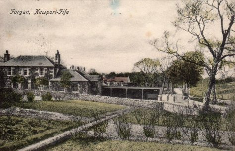 Forgan School 1900s