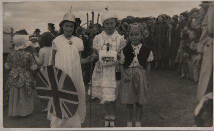 1953 coronation Procession
