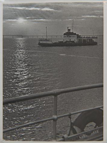 Scotscraig on an Evening Crossing c. 1960