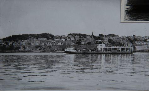 Scotscraig off East Newport