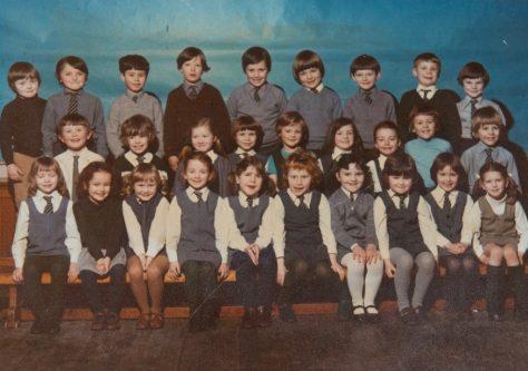 Newport School 1970s
