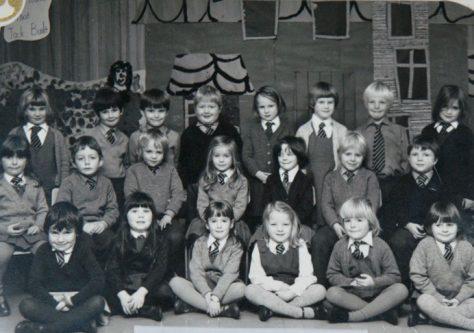 Newport School  P1 1982
