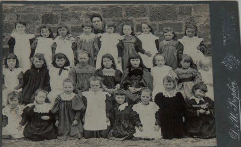 Wormit School 1899