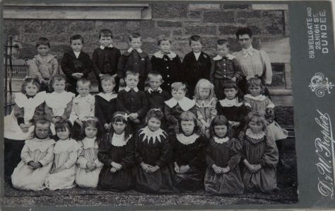 Wormit School 1901