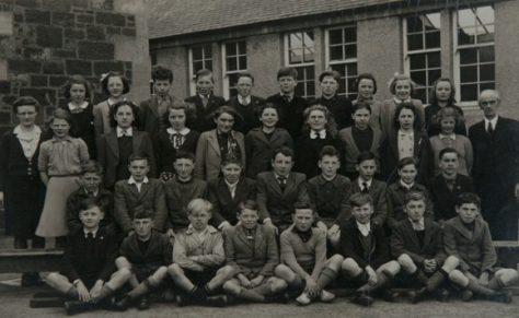 Wormit School 1947