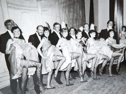 TAMS Old Time Music Hall 1975