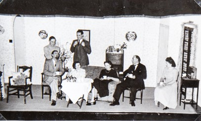 The Green Room Club 1960s
