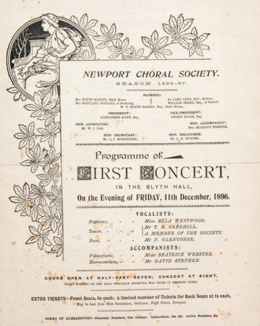Newport Choral Society
