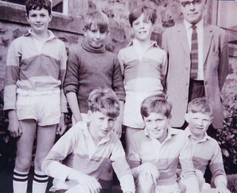 Boys' Brigade 5-a-side Football Team, 1960s