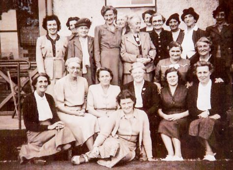 A Group of Newport Lady Bowlers, 1930s