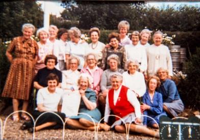 Wormit Bowling Club Lady Bowlers