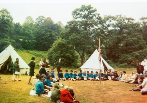 Guides and Brownies