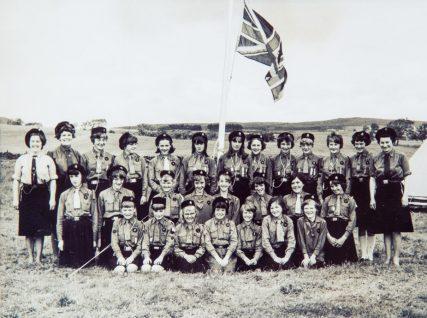 Guide Camp at Leslie 1965 | Jim Stephen